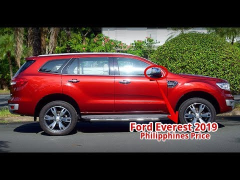 [BEST] ford everest 2019 philippines price - YouTube