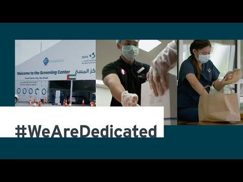 Mubadala and Abu Dhabi Hotels Provide Daily Meals to Healthcare Heroes