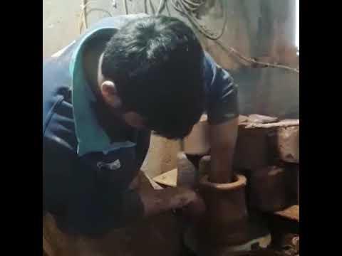 Çömlek yapımı (oktay ide)