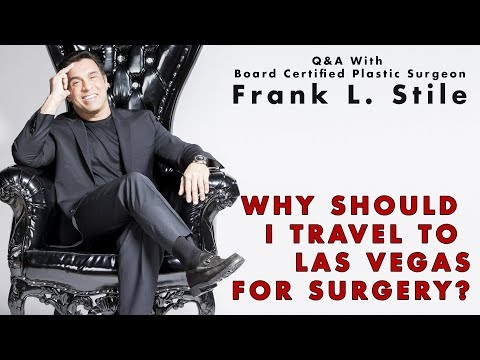 Why Should I Travel to Las Vegas For Surgery?