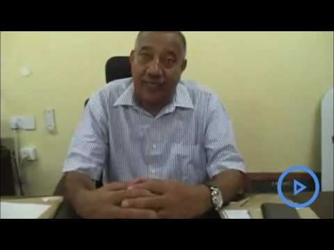 Lamu governor Issa Timamy calls for peace as the county heads for party primaries