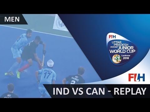 India v Canada - Men's Hockey Junior World Cup Lucknow
