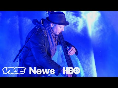 Norway's Ice Music Festival: VICE News Tonight on HBO