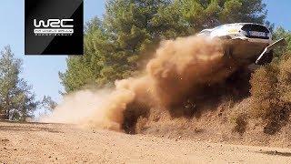 WRC - Rally Turkey 2018: challenging corner...