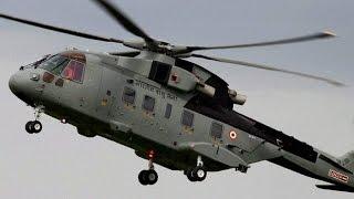 Agusta Scam: CBI Team Visited Italy