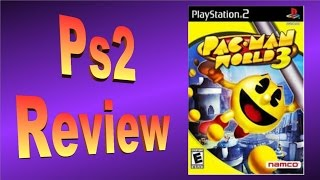 Ps2 Review: Pac-Man World 3