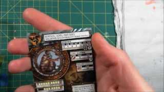 Warmachine Hordes Trollbloods Horthol long rider champion unboxing / review