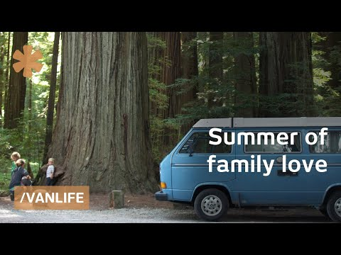 Summer of (family) love: tiny home VW-roadtrip documentary