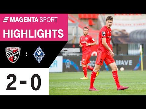 FC Ingolstadt - SV Waldhof Mannheim | 35. Spieltag, 2019/2020 | MAGENTA SPORT