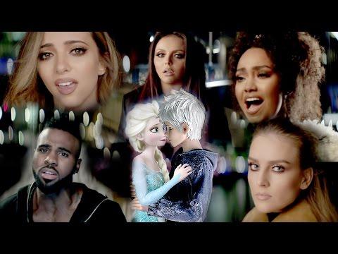 JELSA: Secret Love Song (by Little Mix Ft. Jason Derulo) Music Video