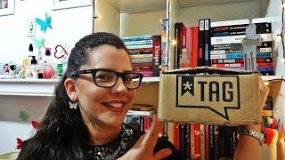 UNBOXING 2   Qual será o livro? - Tag: Experiências Literárias