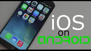 How to convert Android into iOS