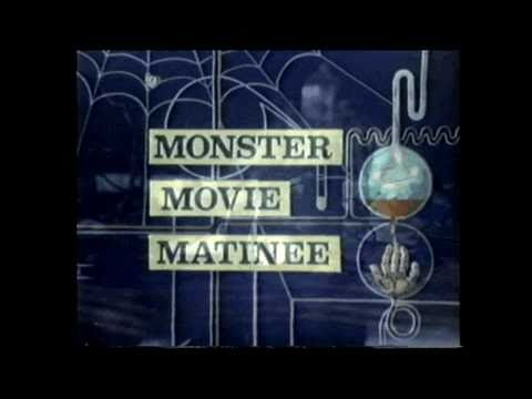 Monster Movie Matinee open