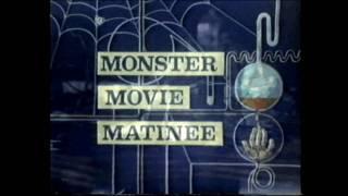 Monster Movie Matinee open