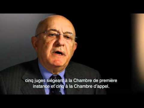 Quelle est la structure du Tribunal spécial pour le Liban?