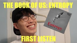 DAY6 -The Book of Us: Entropy' Album First Listen