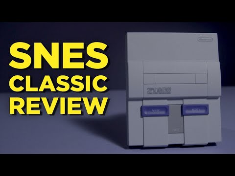 SNES CLASSIC Review - Games, Hardware, Controllers, & More!