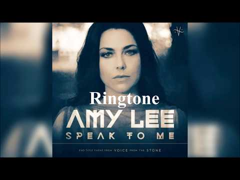 Amy Lee- Speak to Me (Ringtone)