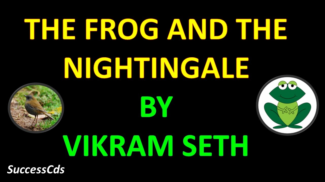 summary the frog and the nightingale essay
