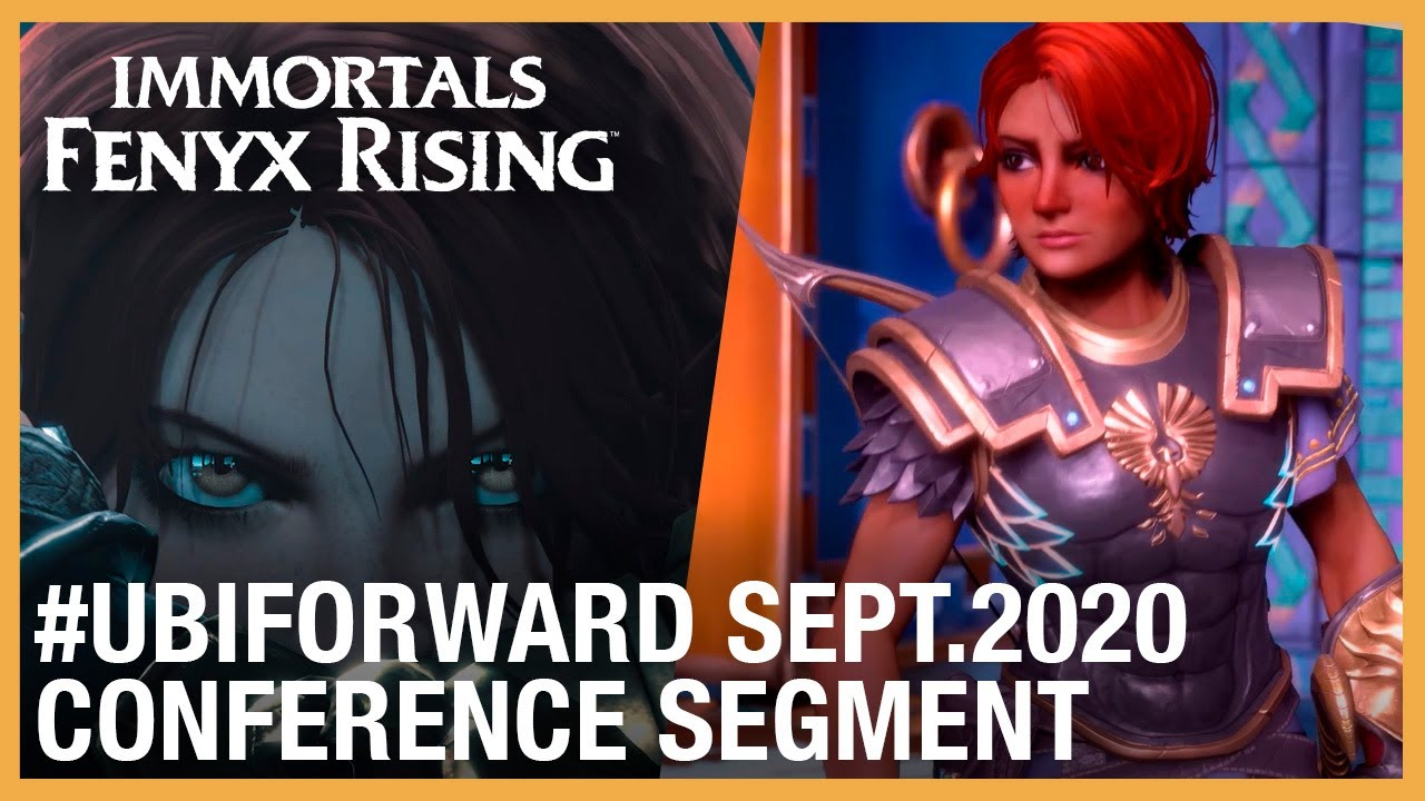 Immortals Fenyx Rising: Ubisoft Forward Segment – September 2020 | Ubisoft
