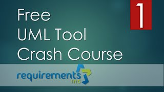 [Part 1/5] Free 1Hr Course: Practical UML Use Case Modeling for Business Analysts - Requirements Inc