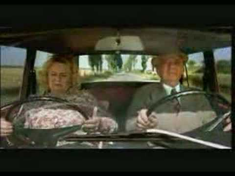 Funny Commercial (Look Far Ahead When Driving)