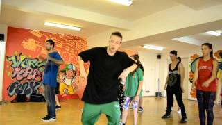 Workshop Frontline - Iasi Quasar Dance -