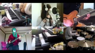 [HD]LUPIN The Third ~ Mine Fujiko to iu onna~ ED [Duty Friend] Band cover