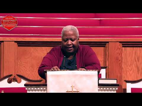 """Download """"WE MUST ALL GO THROUGH TRIALS"""" - MINISTER TERRI HARRIS"""