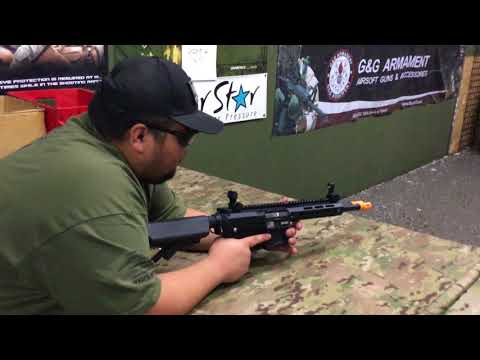 DOUBLE BARREL M4! - Classic Army DT4 First Impressions (Cisco)