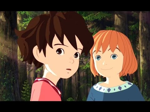 RONJA, THE ROBBER'S DAUGHTER Official Trailer (2017) Studio Ghibli Amazon Series Animated HD