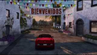 test drive unlimited 2 gameplay premires minutes de jeu fr hd 1 2