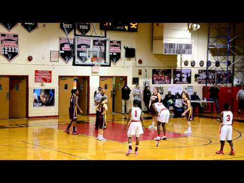 11 | Girls | Bishop Ford Central Catholic High School ( Brooklyn ) Vs Christ The King ( Queens )