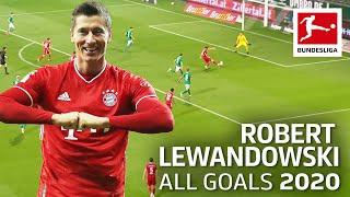 Robert Lewandowski - All Goals 2020