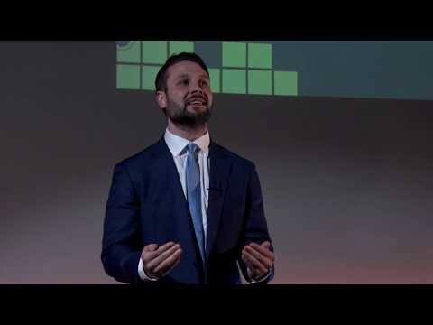 Using marketing to be everything that is right with the world | Zachary Anesbury | TEDxUNISA