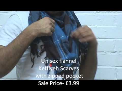 Palestinian Scarves at Islamic Impressions