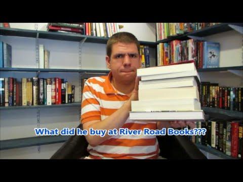 Josh's River Road Books Book Haul