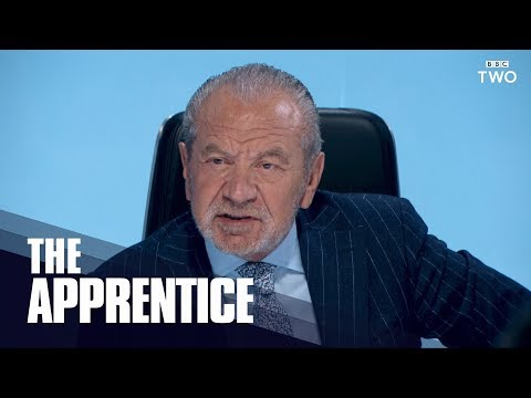 """""""Not the Burger King, more like Mr Wimpy"""" - The Apprentice 2017: You're Fired - Episode 1 