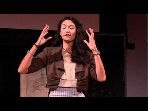 Sarah Kay, Poetess/Storyteller | TEDxEast