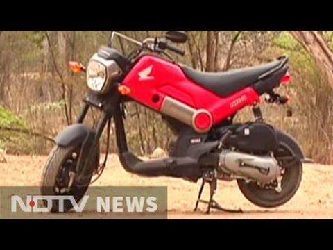 Raftaar's review of Honda's Navi