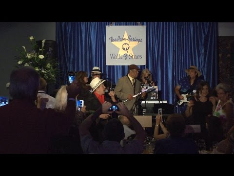 CV NewsMag TV Show Palm Springs Walk of Stars Reunion June 2014