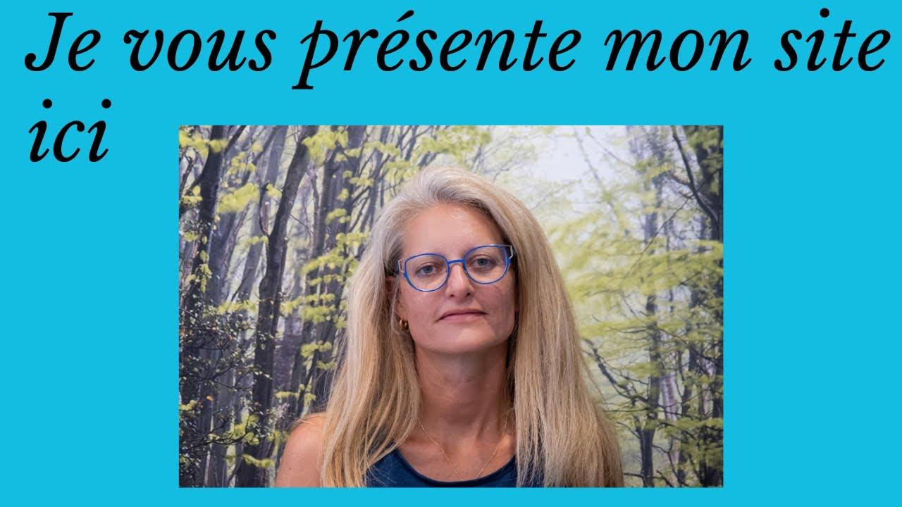 presentation de mon site internet