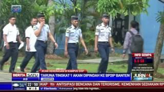 Taruna Tingkat Satu STIP Dipindahkan Ke Tangerang
