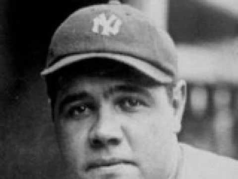 Babe Ruth Called Shot (the real thing)