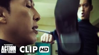 Epic Donnie Yen IP MAN 3 Clip #1 [HD 2016 Movie]