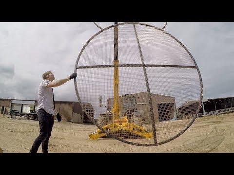 Making a 32FT FIREWORK PENDULUM
