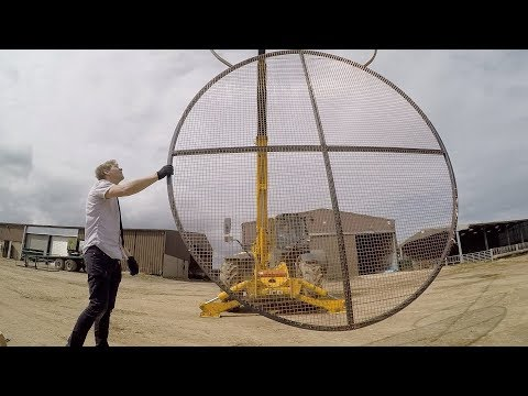 Making a 32FT FIREWORK PENDULUM