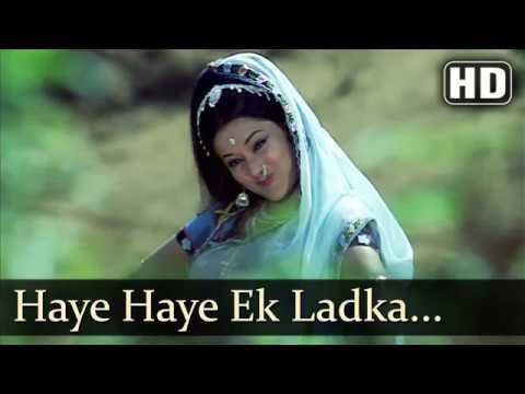 Haye Haye Ek Ladka - Kuchhe Dhaage Lata Mangeshkar Karaoke