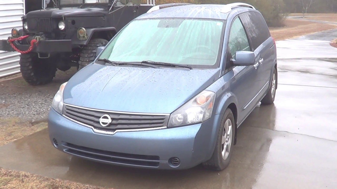 medium resolution of repairing a nissan quest with a blower motor stuck on high speed how to diy