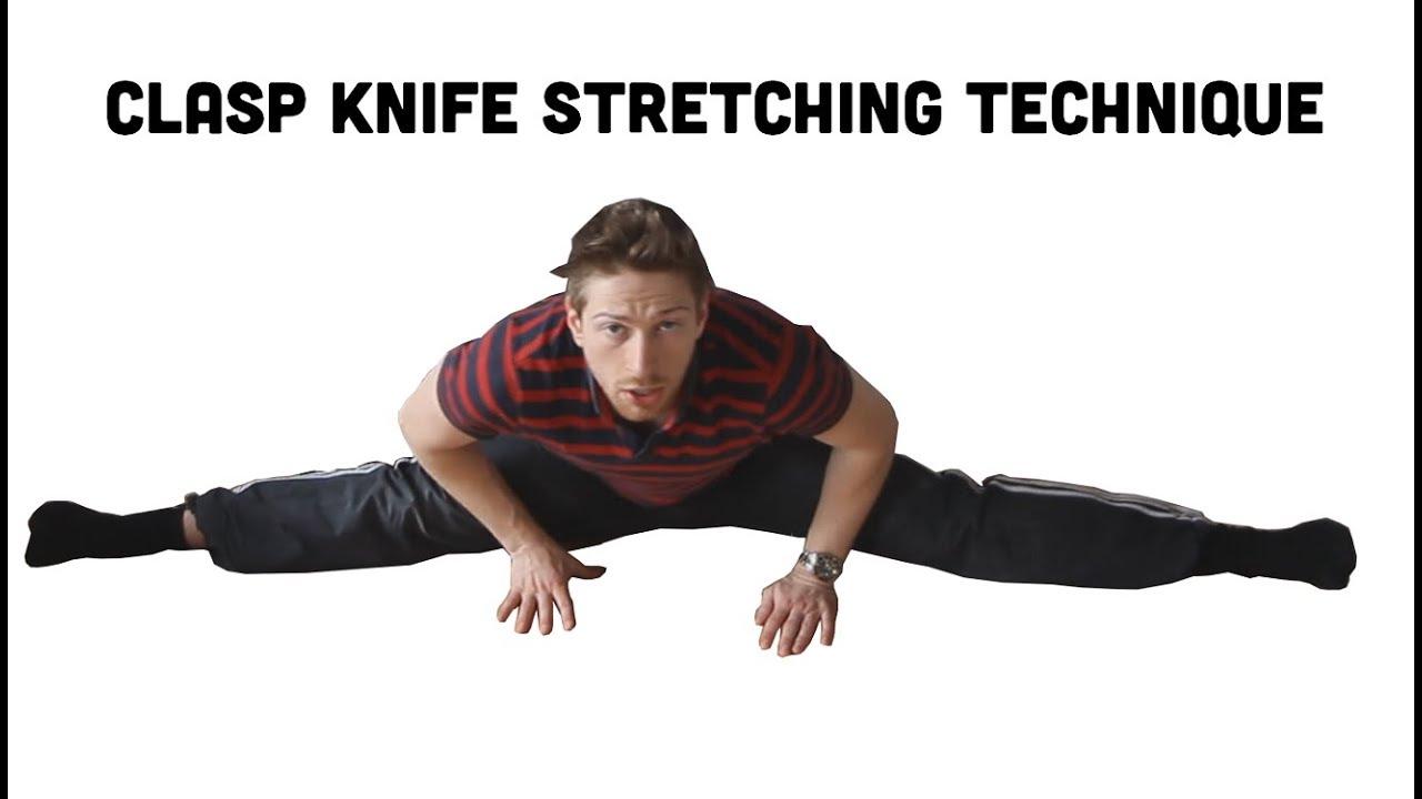 Fastest way to learn splits claspknife stretching technique fastest way to learn splits claspknife stretching technique fandeluxe Images